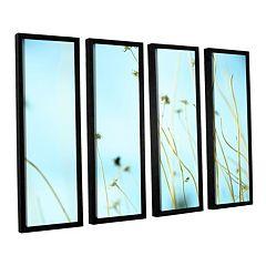 ArtWall 30 Second Daydream Framed Wall Art 4-piece Set