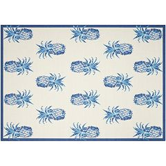 Waverly Sun N' Shade Pineapple Grove Indoor Outdoor Rug - 10' x 13'