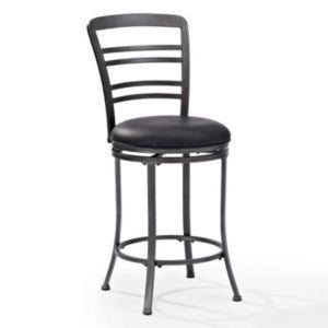 Crosley Furniture Shelburne Swivel Counter Stool