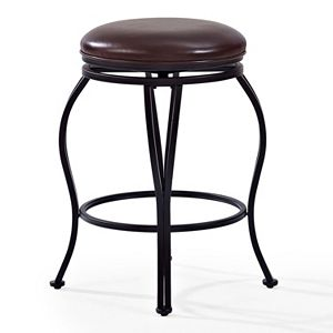 Crosley Furniture Kemper Swivel Counter Stool