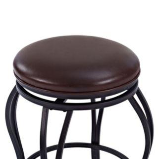 Crosley Furniture Kemper Swivel Counter Stool