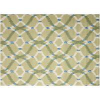 Waverly Sun N' Shade Abstract Trellis Indoor Outdoor Rug - 10' x 13'