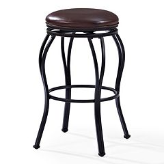 Crosley Furniture Kemper Swivel Bar Stool