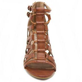 Rampage Elsie Women's High ... Heel Sandals CYlOA06G