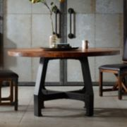 INK+IVY Lancaster Round Dining Table