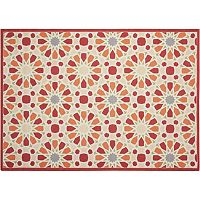 Waverly Sun N' Shade Starry Eyed Geometric Indoor Outdoor Rug - 10' x 13'