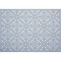 Waverly Sun N' Shade Lace It Up Lattice Indoor Outdoor Rug - 10' x 13'