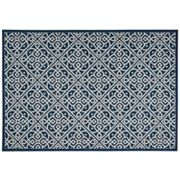 Waverly Sun N' Shade Lace It Up Lattice Indoor Outdoor Rug - 10' x 13'