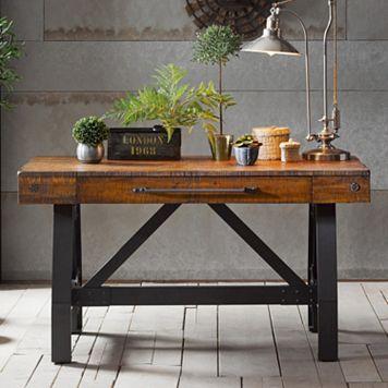 INK+IVY Lancaster Industrial Desk