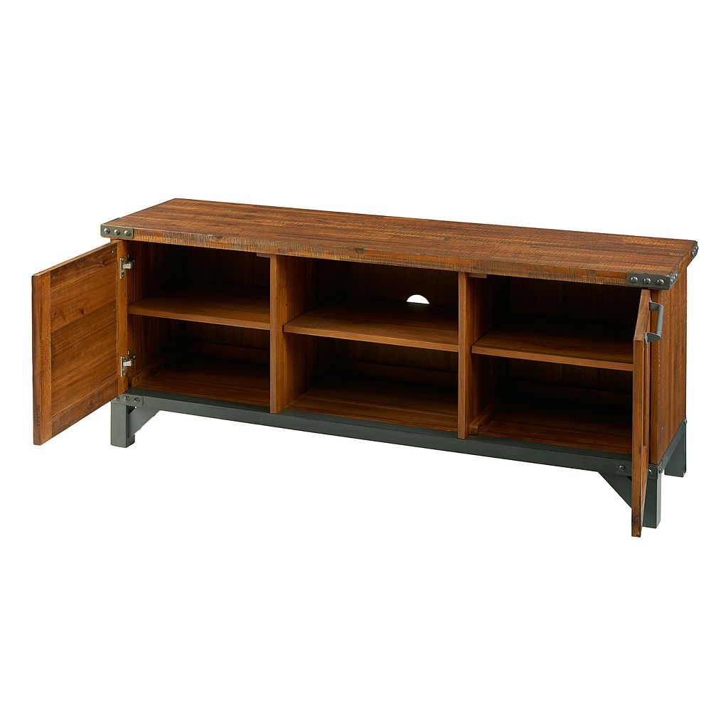 INK+IVY Lancaster Industrial TV Stand