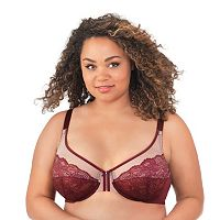 Vanity Fair Bras: Flattering Fit Lace Bra 76112