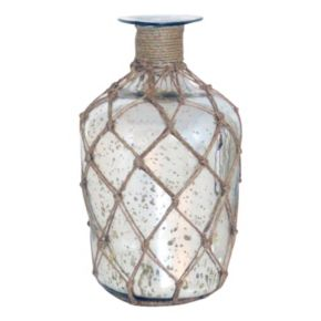 Pomeroy Coastal Speckled Bottle Vase