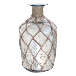 Pomeroy Coastal Speckled Bottle Vase