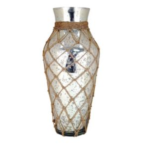 Pomeroy Coastal Speckled Glass Vase