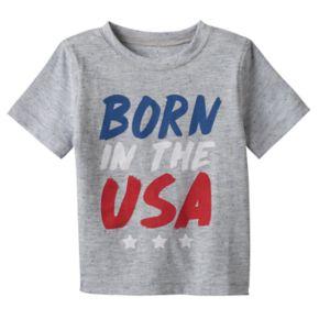 Baby Boy Jumping Beans® Americana Tee