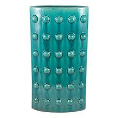 Pomeroy Aquatica Textured Ceramic Vase