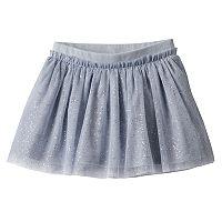 Baby Girl Jumping Beans® Glitter Tutu Skort
