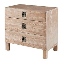 INK+IVY Oaktown 3-Drawer Dresser