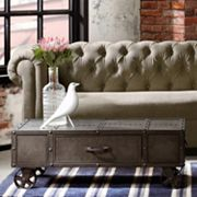 INK+IVY Benicia Industrial Coffee Table