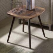 INK+IVY Renu Wood End Table