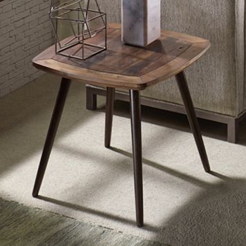 INK+IVY Renu Wood End Table