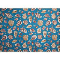 Waverly Sun N' Shade Abstract Shells Indoor Outdoor Rug - 10' x 13'