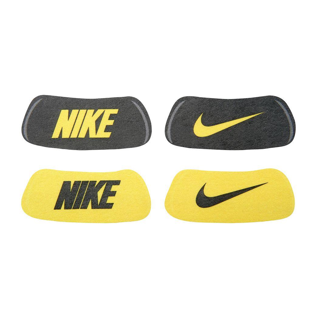 Nike Eyeblack Black/Yellow Home & Away Stickers