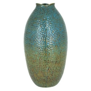 Pomeroy Aquatica Tall Ceramic Vase