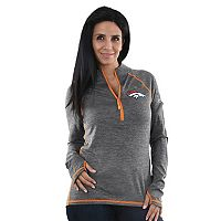 Women's Majestic Denver Broncos Play Action Pullover