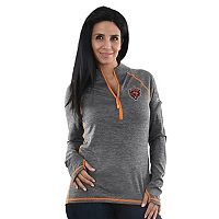 Women's Majestic Chicago Bears Play Action Pullover