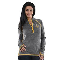 Women's Majestic Minnesota Vikings Play Action Pullover