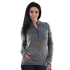 Women's Majestic Indianapolis Colts Play Action Pullover