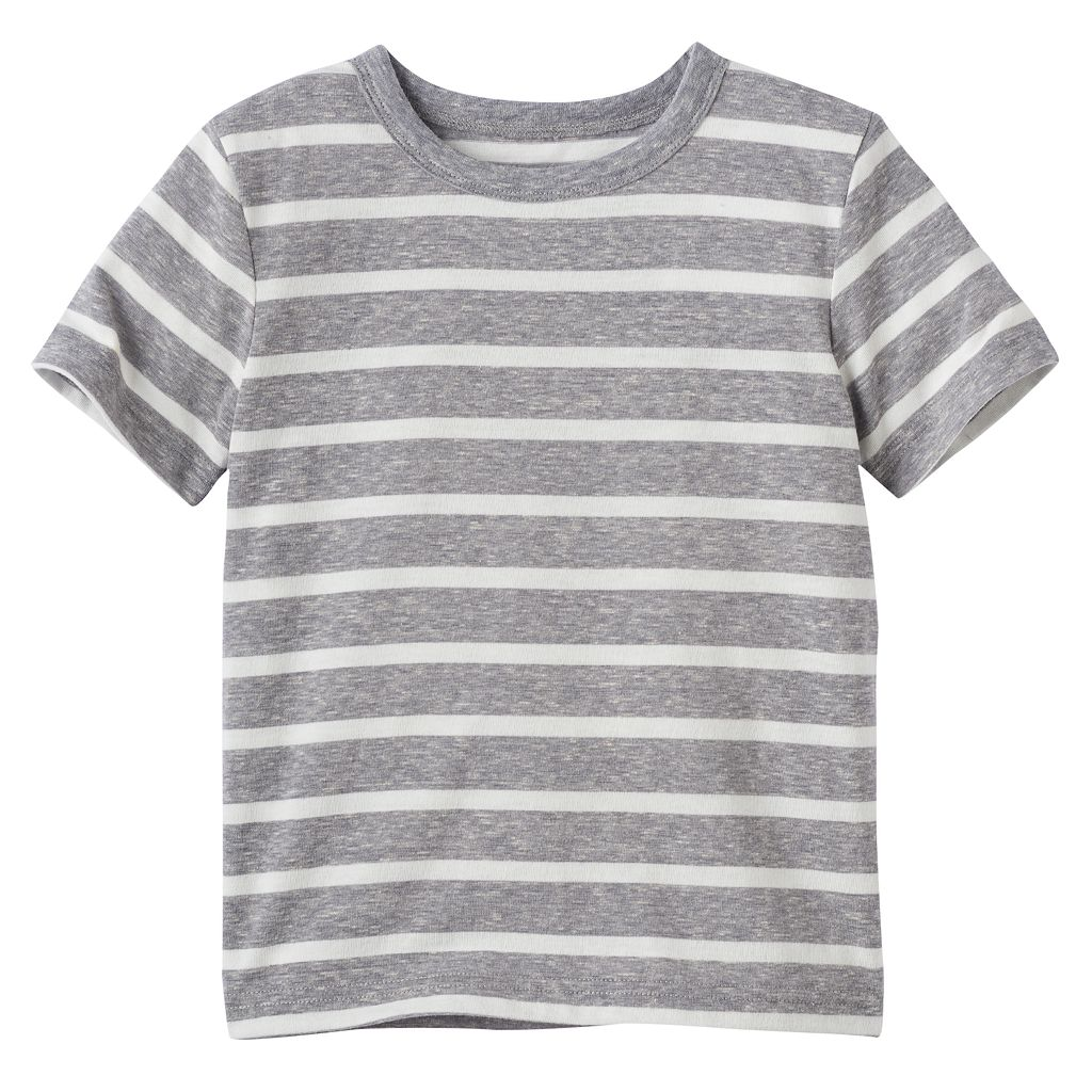 Toddler Boy Jumping Beans® Striped Tee