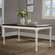 Crosley Furniture Shelby Dining Table & Leaf 2 pc Set