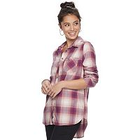 Women's SONOMA Goods for Life™ Everyday Plaid Shirt