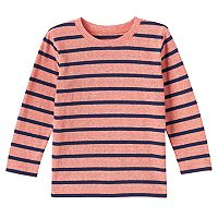 Toddler Boy Jumping Beans® Long Sleeved Striped Tee
