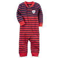 Baby Boy Carter's Printed One-Piece Pajamas