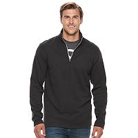 Big & Tall IZOD Advantage Performance Quarter-Zip Fleece Pullover