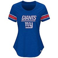 Women's Majestic New York Giants Tailgate Tee