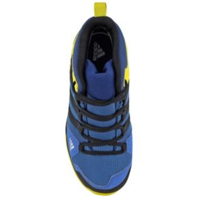 adidas Outdoor Terrex AX2R Mid Climaproof Boys' Waterproof Hiking Shoes