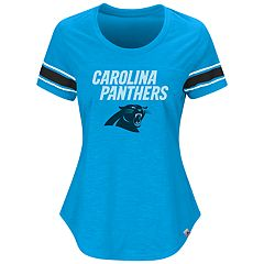 Women's Majestic Carolina Panthers Tailgate Tee