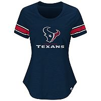 Women's Majestic Houston Texans Tailgate Tee
