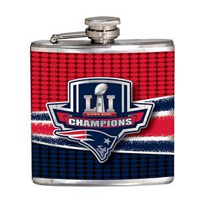 New EnglandPatriots Super Bowl LI Champions Flask