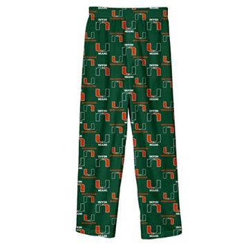 Boys 8-20 Miami Hurricanes Lounge Pants