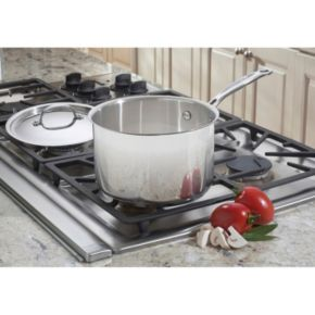 Cuisinart Chef's Classic Stainless Steel 4-qt. Saucepan