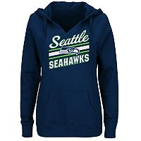 Women's Majestic Seattle Seahawks Highlight Play Hoodie