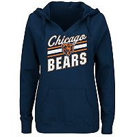 Women's Majestic Chicago Bears Highlight Play Hoodie