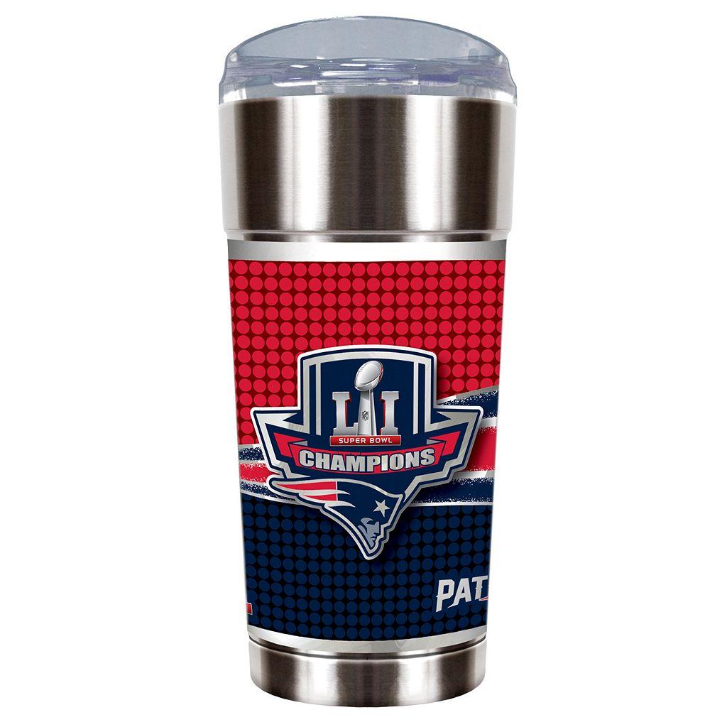New EnglandPatriots Super Bowl LI Champions Eagle Tumbler
