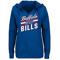 Women's Majestic Buffalo Bills Highlight Play Hoodie