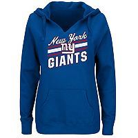 Women's Majestic New York Giants Highlight Play Hoodie